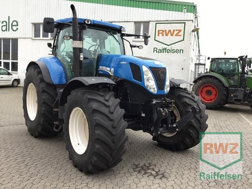 New Holland T 7.270 Year of Build 2011 4WD