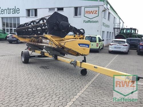 Bruns Sw 76 E Schneidwerkwagen Year of Build 2013 Kruft