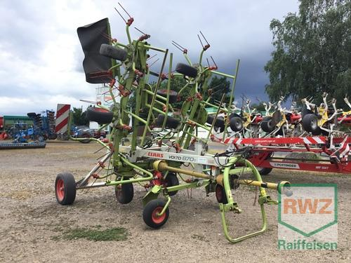 Claas Volto 870t Wender Mit Fa Year of Build 2014 Kruft
