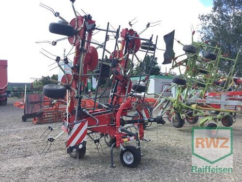 Fella Wender Th 8606dn Year of Build 2017 Kruft