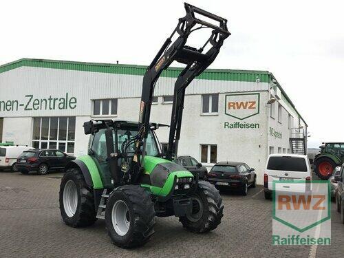 Deutz-Fahr Agrotron K410 caricatore anteriore anno di costruzione 2012