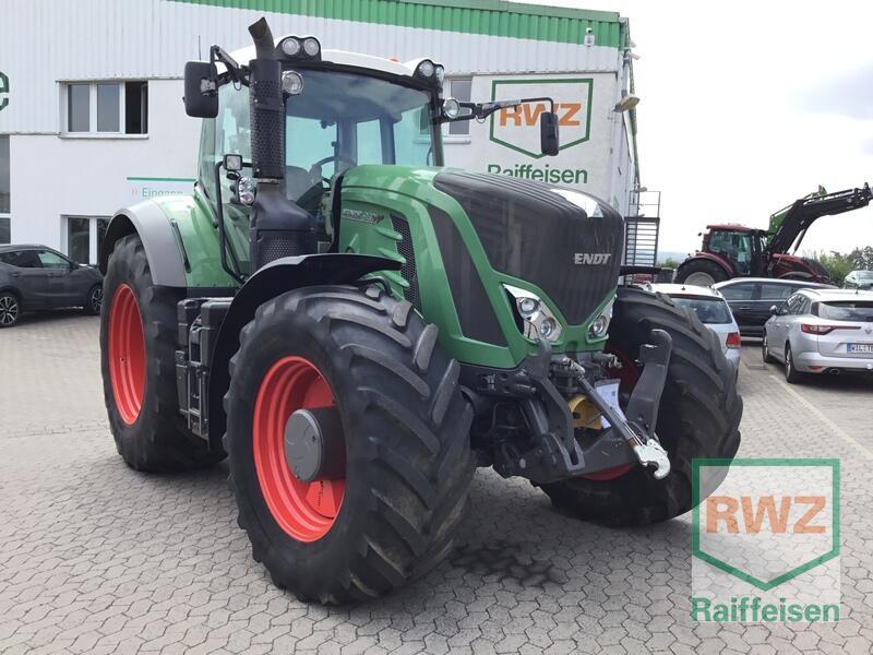 Fendt 930 Vario Profi Plus Schlepper