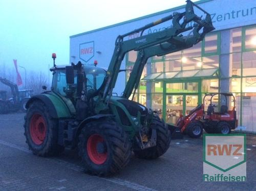 Fendt 724Vario Profi Plus