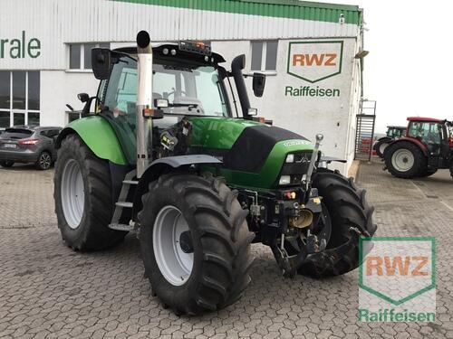 Deutz-Fahr Agrotron 620 TTV Год выпуска 2012 Привод на 4 колеса