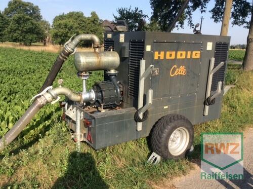 Hüdig Aggregat Hc910/503/97 Año de fabricación 2017 Geldern