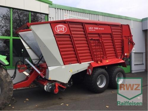 Welger Lely Tigo Pr 50 D anno di costruzione 2017 Wittlich