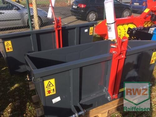 Saphir Transportbehälter Baujahr 2019 Wittlich