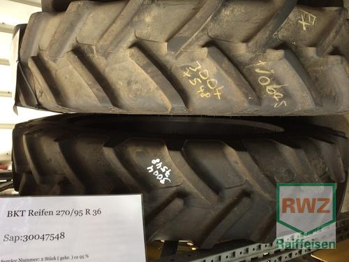 BKT Satz Reifen 270/95 R36 Rommerskirchen