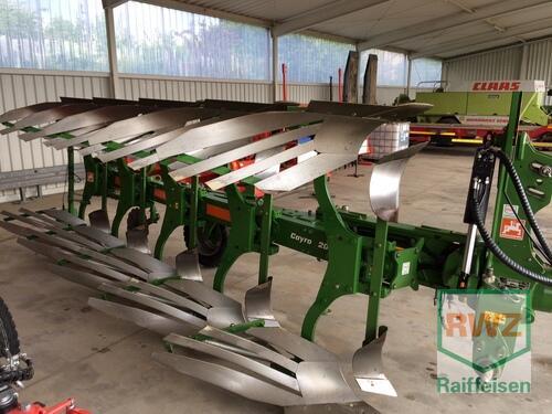 Amazone Cayron 200 V5-100 Pflu Rommerskirchen