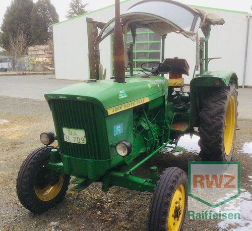 John Deere 310 Year of Build 1967 Riedstadt-Wolfskehlen