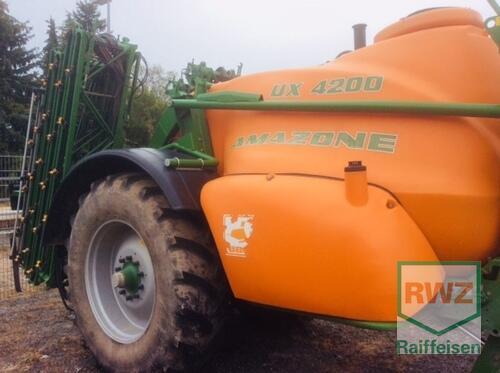 Amazone Ux 4200 Baujahr 2005 Riedstadt-Wolfskehlen