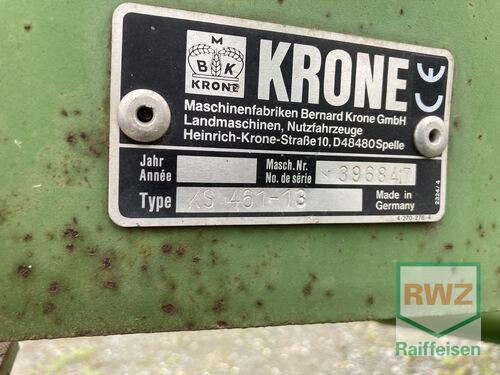 Krone Ks 461 - 13 Year of Build 2003 Riedstadt-Wolfskehlen