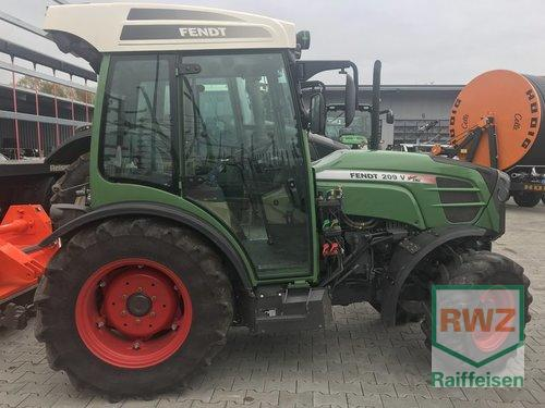 Fendt 209 V Vario Profi Schmal Year of Build 2013 4WD
