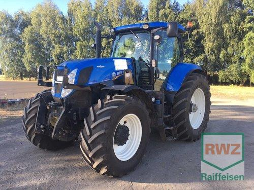 New Holland T 7.270 Auto Command Byggeår 2011 A/C