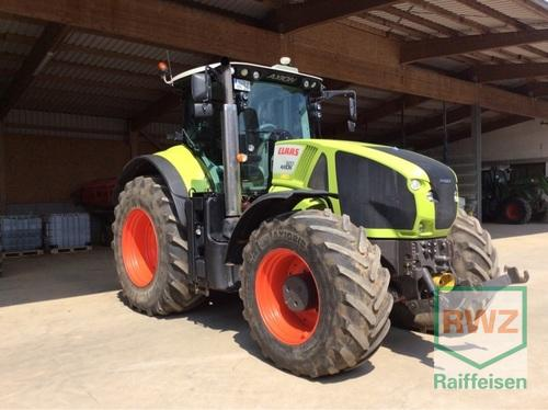 Claas Axion 920 Year of Build 2012 4WD