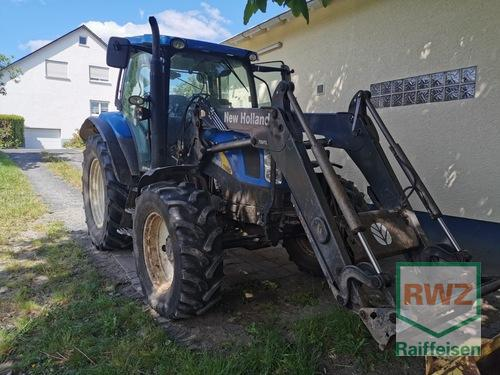 New Holland T 6020 Frontlader Baujahr 2011