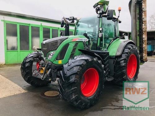 Traktor Fendt - 724 Vario