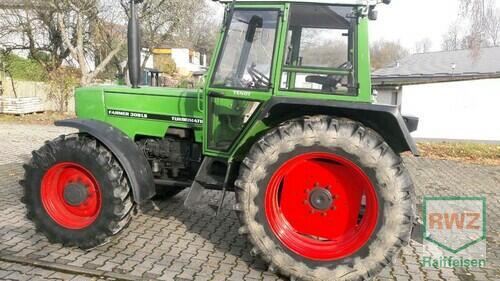 Fendt Farmer 308 LS Byggeår 1982 A/C