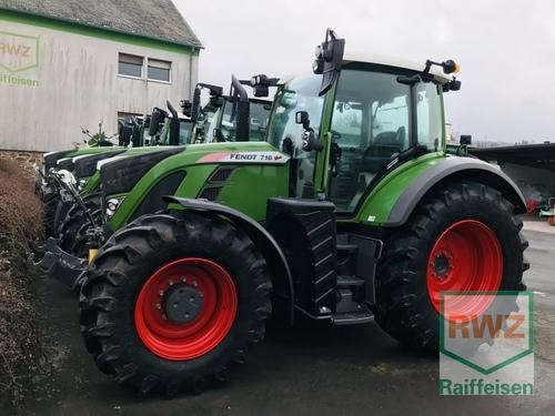 Fendt 716 Vario S4 Year of Build 2020 4WD