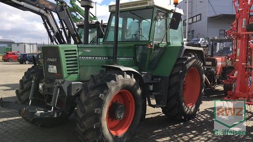 Fendt Favorit 612 LS Årsmodell 1991 4-hjulsdrift