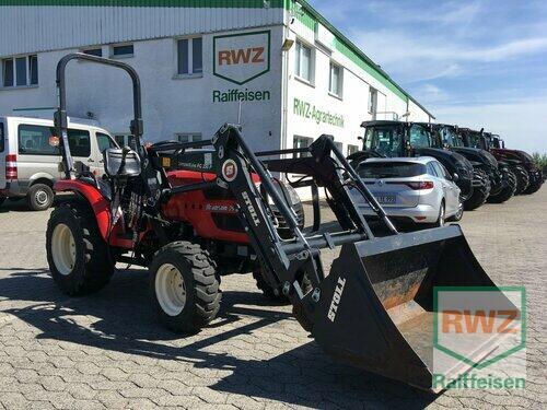 Branson 2900 Hydrostat Allrad Traktor Voorlader Bouwjaar 2017