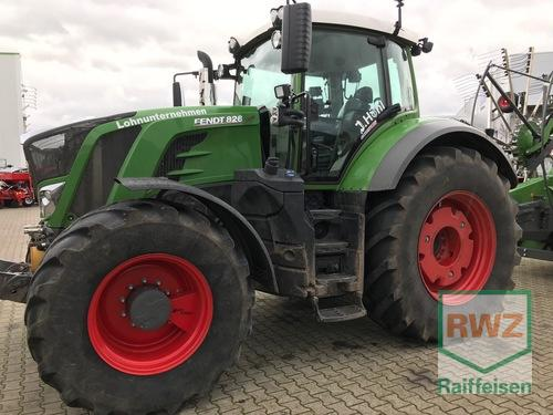 Fendt 828 Vario Profi Plus Year of Build 2017 4WD