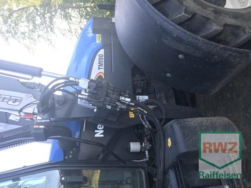 New Holland Schlepper Tm190