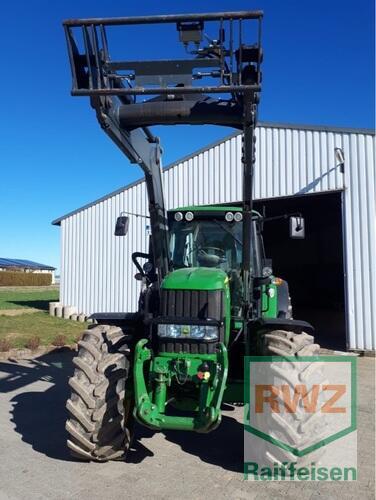 Traktor John Deere - 6830