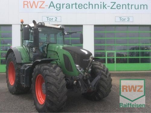 Fendt 936 Vario Año de fabricación 2013 Accionamiento 4 ruedas
