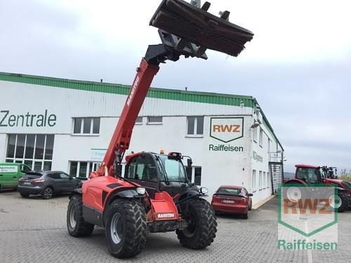 Manitou MLT 960 Elite Year of Build 2015 4WD