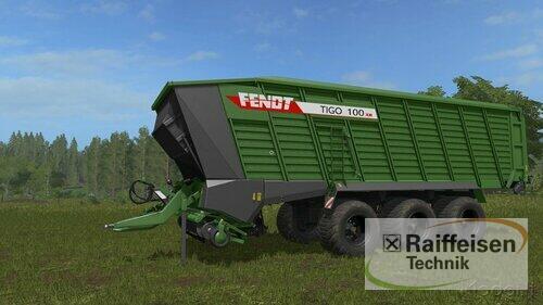 Fendt Tigo 100 Xr Year of Build 2018 Gnutz