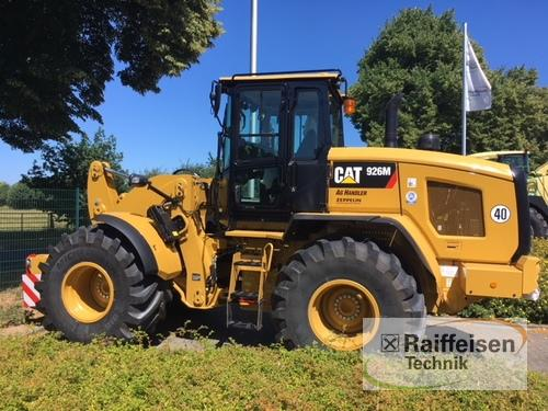 Caterpillar Cat Radlader 926m Year of Build 2018 Gnutz