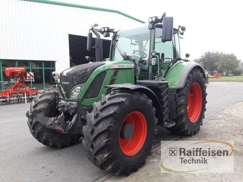 Fendt 724 Vario Profi Year of Build 2014 4WD