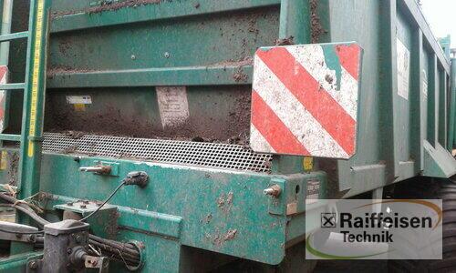 Tebbe Hs 200 Tandem Profi Streuer Año de fabricación 2011 Gnutz