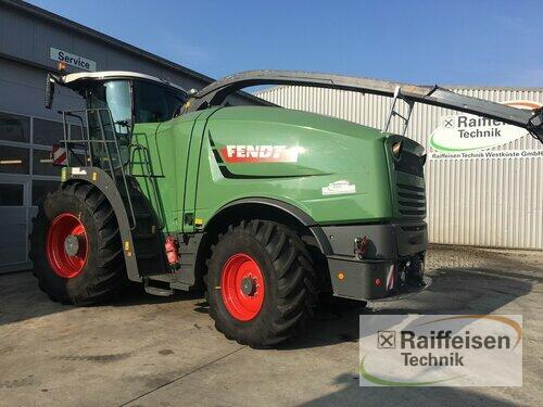 Fendt Feldhäcksler Katana 85 S4 - T6 Rok produkcji 2015 Gnutz