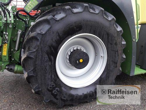 Krone Räder 620/70 R30 U. 800/70r38 Baujahr 2016 Gnutz