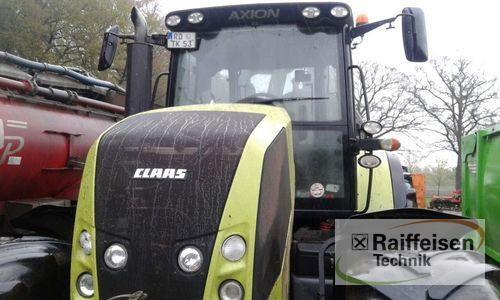 Claas Axion 850 Baujahr 2013 Gnutz