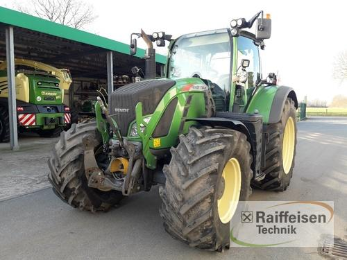 Fendt 724 Vario S4 Profi Plus Årsmodell 2015 4-hjulsdrift