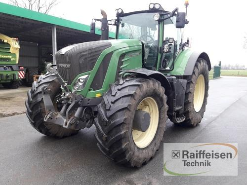 Fendt 936 Vario S4 Profi Plus Anul fabricaţiei 2015 Tracţiune integrală 4WD