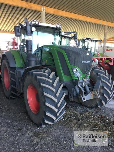 Fendt 828 Vario Profi Year of Build 2017 Gnutz