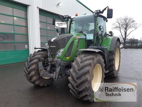 Fendt 724 Vario S4 Year of Build 2017 4WD