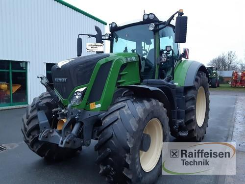 Fendt 828 Vario S4 Year of Build 2017 4WD