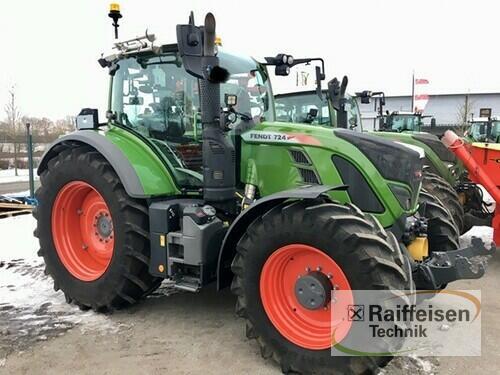 Fendt 724 Vario S4 Årsmodell 2019 4-hjulsdrift