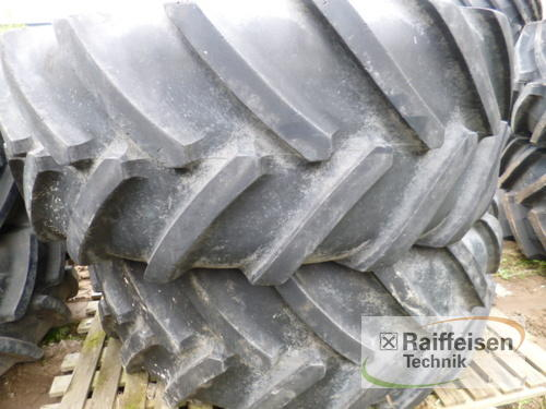 Michelin 710/70 R42 Year of Build 2012 Eutin