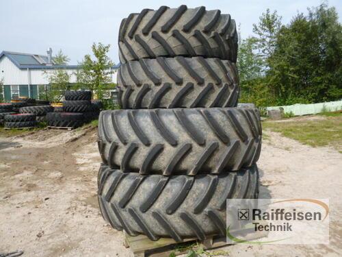 Michelin Räder 540/65 R30 / 650/65 R42