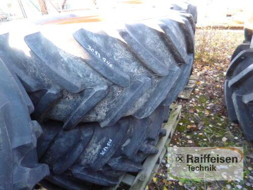 Fendt 540/65 R30 143D MI