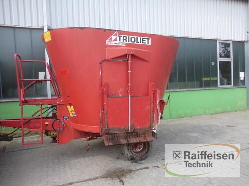 Trioliet Futtermischwagen Year of Build 2003 Eutin