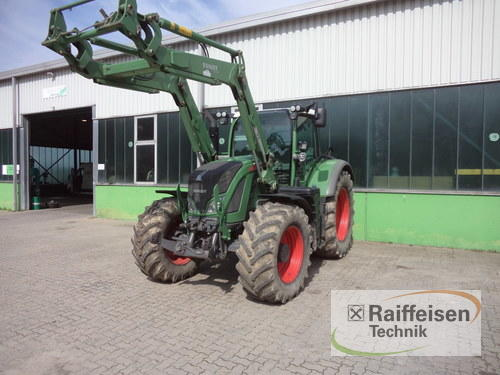 Fendt 724 Vario S4 Year of Build 2015 4WD