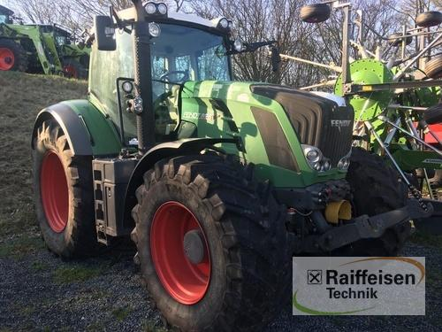 Fendt 828 Vario Profi Plus Year of Build 2014 Eutin