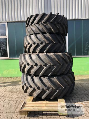 Trelleborg Tb 650/60r34 & 710/75r42 Year of Build 2018 Eutin